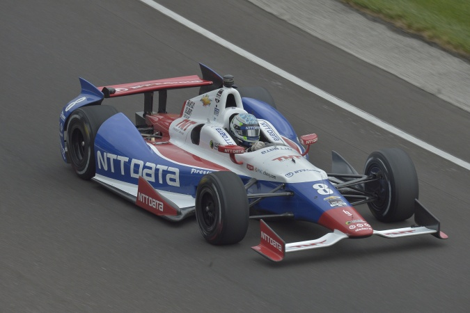 Bild: Ryan Briscoe - Chip Ganassi Racing - Dallara DW12 - Chevrolet