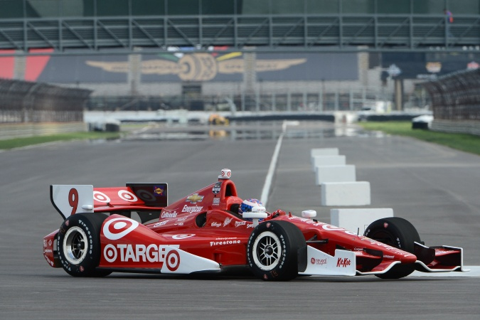 Bild: Scott Dixon - Chip Ganassi Racing - Dallara DW12 - Chevrolet
