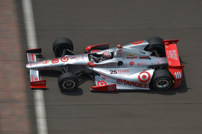 Bild: Tony Kanaan - Chip Ganassi Racing - Dallara DW12 - Chevrolet