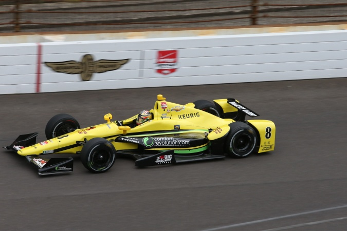 Bild: Sage Karam - Chip Ganassi Racing - Dallara DW12 - Chevrolet