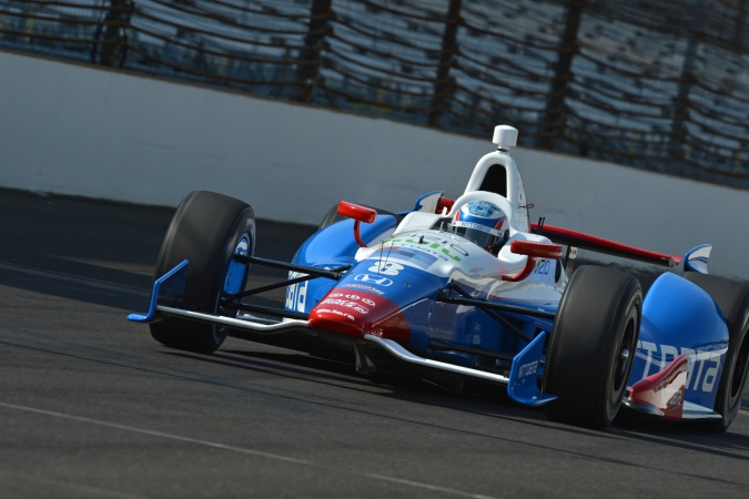Bild: Ryan Briscoe - Chip Ganassi Racing - Dallara DW12 - Honda