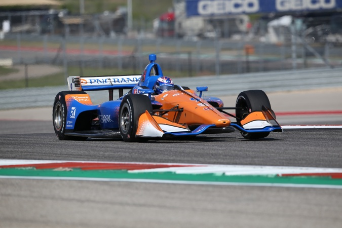 Bild: Scott Dixon - Chip Ganassi Racing - Dallara DW12 - Honda