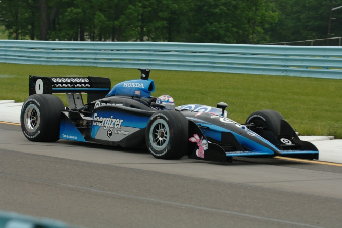 Bild: Scott Dixon - Chip Ganassi Racing - Dallara IR-05 - Honda