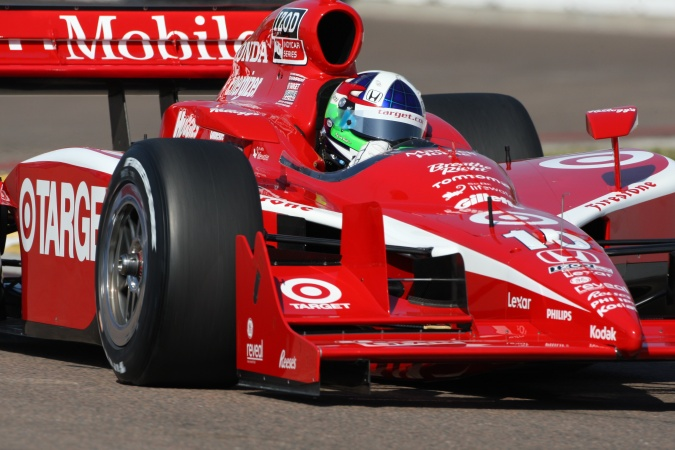 Bild: Dario Franchitti - Chip Ganassi Racing - Dallara IR-05 - Honda