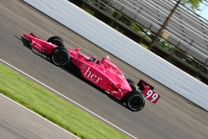 Bild: Alex Lloyd - Chip Ganassi Racing - Dallara IR-05 - Honda