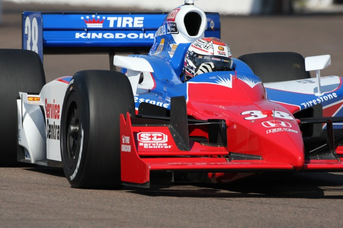 Bild: Graham Rahal - Chip Ganassi Racing - Dallara IR-05 - Honda