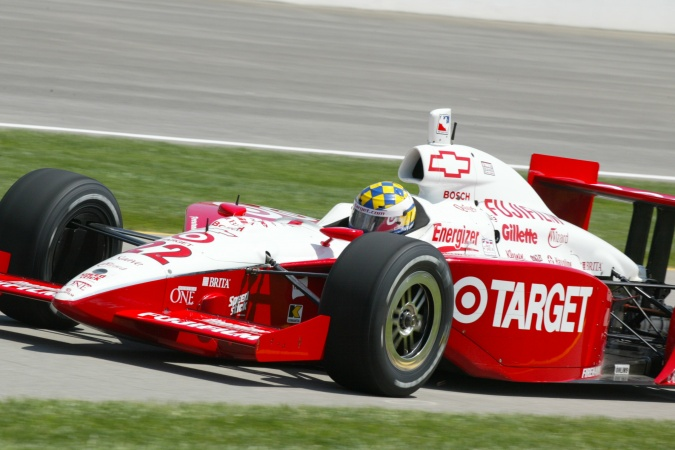 Bild: Kenny Bräck - Chip Ganassi Racing - G-Force GF05 - Chevrolet