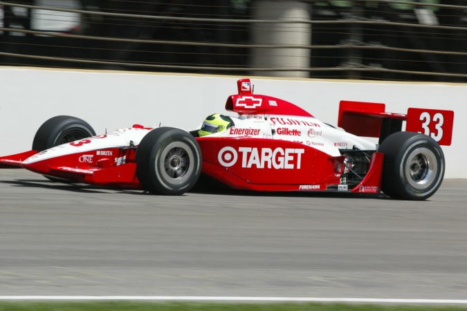 Bild: Bruno Junqueira - Chip Ganassi Racing - G-Force GF05 - Chevrolet