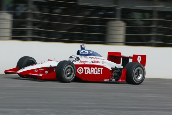 Bild: Jeff Ward - Chip Ganassi Racing - G-Force GF05 - Chevrolet