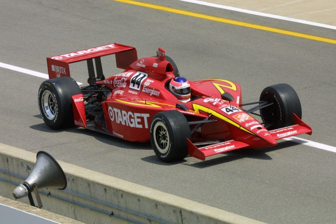 Bild: Jimmy Vasser - Chip Ganassi Racing - G-Force GF05 - Oldsmobile