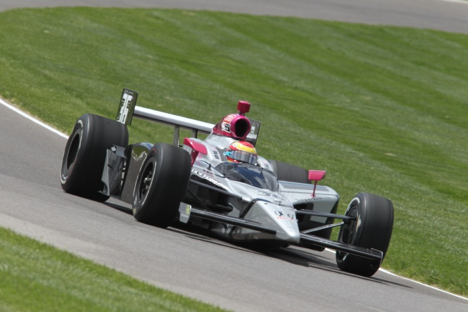 Bild: Pippa Mann - Conquest Racing - Dallara IR-05 - Honda