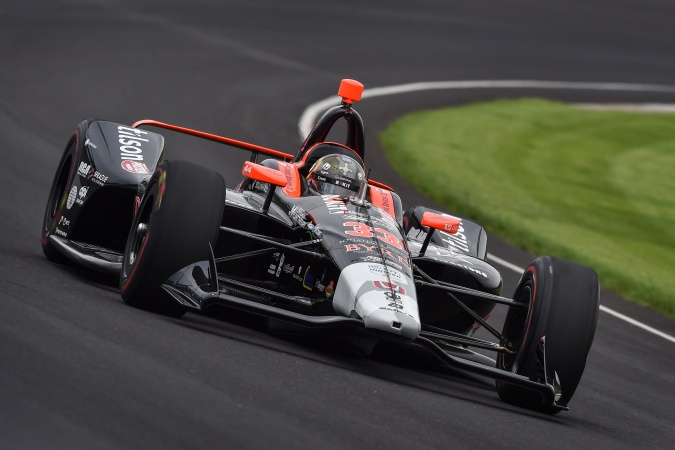 Bild: James Davison - Dale Coyne Racing - Dallara DW12 - Honda
