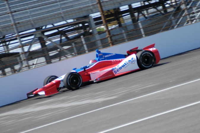 Bild: James Jakes - Dale Coyne Racing - Dallara DW12 - Honda