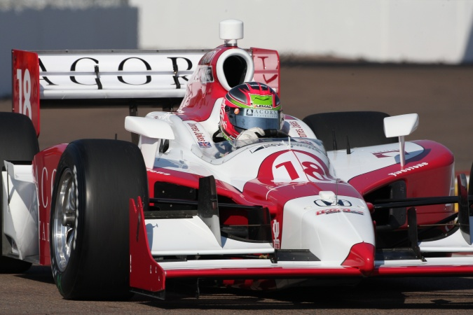 Bild: James Jakes - Dale Coyne Racing - Dallara IR-05 - Honda