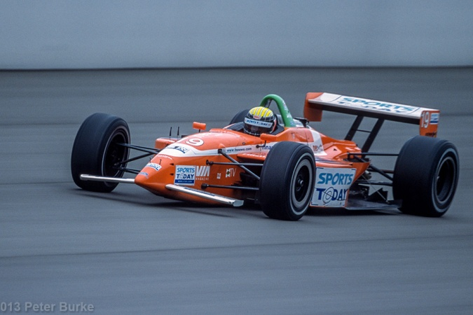 Bild: Alex Barron - Dale Coyne Racing - Lola B2K/00 - Ford