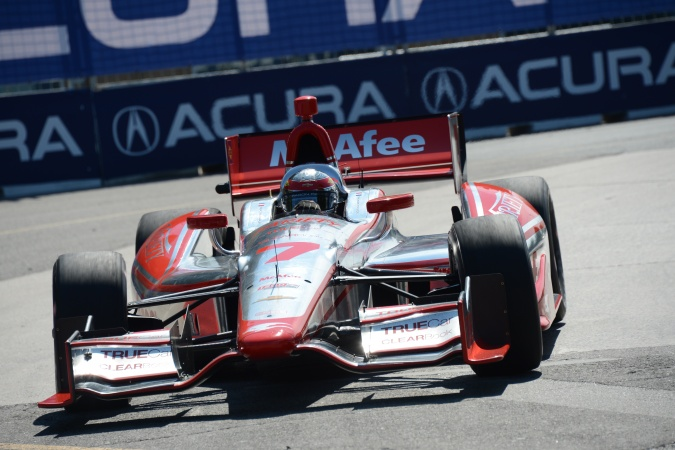 Bild: Sebastien Bourdais - Dragon Racing - Dallara DW12 - Chevrolet