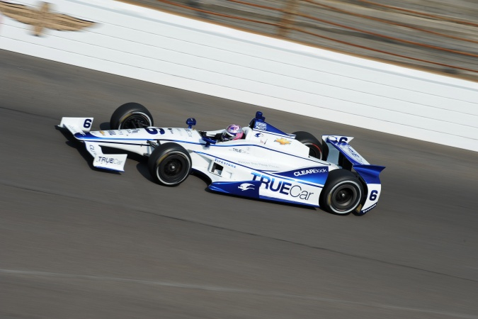 Bild: Katherine Legge - Dragon Racing - Dallara DW12 - Chevrolet
