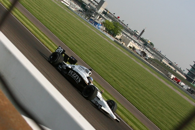 Bild: Scott Speed - Dragon Racing - Dallara IR-05 - Honda