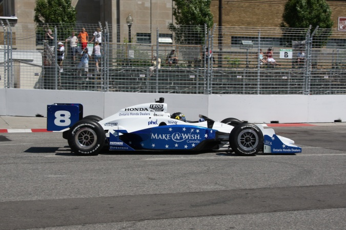 Bild: Paul Tracy - Dragon Racing - Dallara IR-05 - Honda