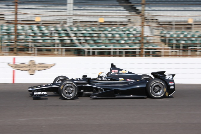 Bild: Oriol Servia - Dreyer & Reinbold Racing - Dallara DW12 - Chevrolet