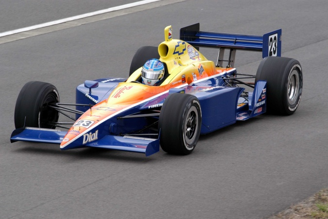 Bild: Sarah Fisher - Dreyer & Reinbold Racing - Dallara IR-03 - Chevrolet