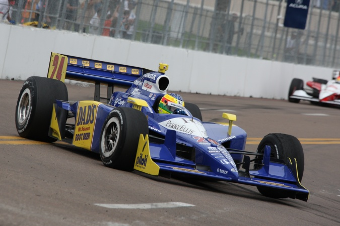 Bild: Mike Conway - Dreyer & Reinbold Racing - Dallara IR-05 - Honda
