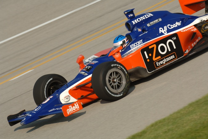 Bild: Sarah Fisher - Dreyer & Reinbold Racing - Dallara IR-05 - Honda