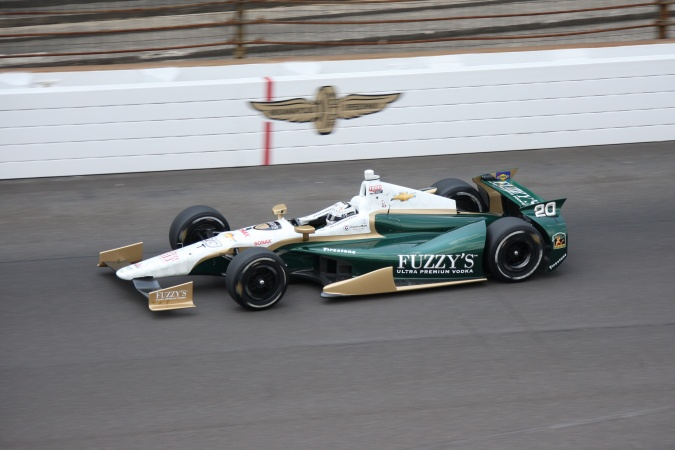 Bild: Ed Carpenter - Ed Carpenter Racing - Dallara DW12 - Chevrolet