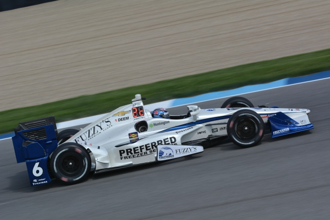 Bild: J.R. Hildebrand - Ed Carpenter Racing - Dallara DW12 - Chevrolet
