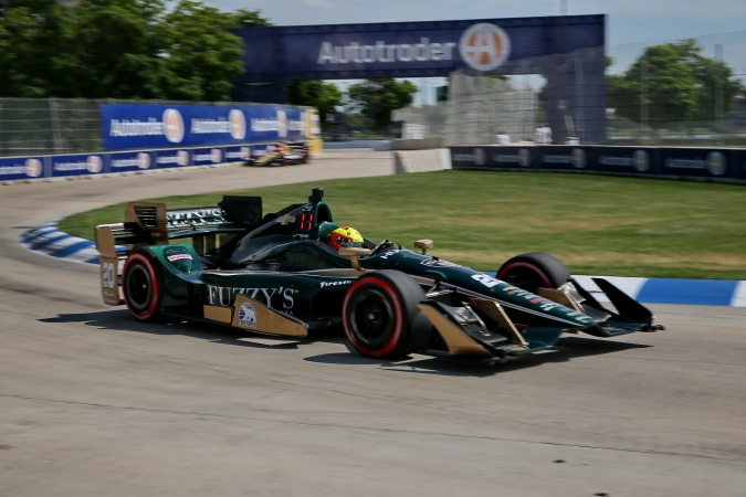 Bild: Spencer Pigot - Ed Carpenter Racing - Dallara DW12 - Chevrolet