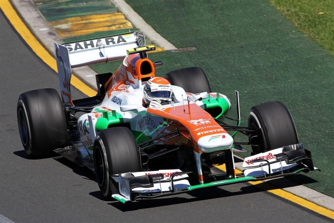 Bild: Adrian Sutil - Force India - Force India VJM06 - Mercedes