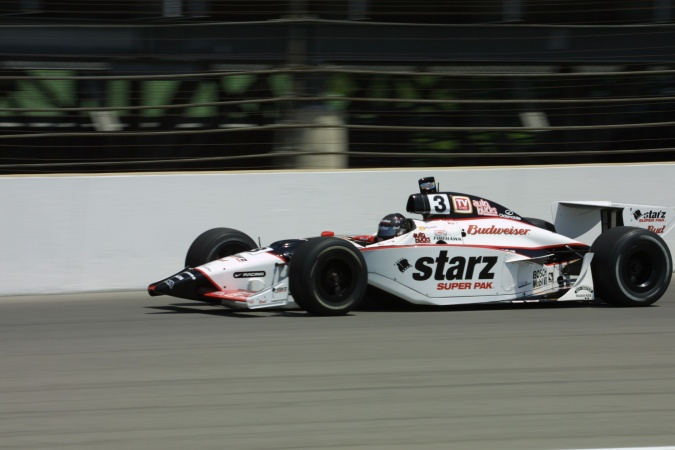 Bild: Al, jr. Unser - Galles Racing - G-Force GF05 - Oldsmobile