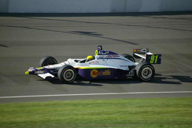 Bild: Richie Hearn - Hemelgarn Racing - Dallara IR-03 - Chevrolet