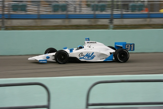 Bild: P.J. Chesson - Hemelgarn Racing - Dallara IR-05 - Honda