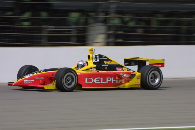 Bild: Scott Sharp - Kelley Racing - Dallara IR-01 - Oldsmobile
