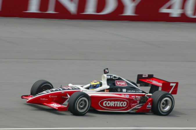 Bild: Tony Renna - Kelley Racing - Dallara IR-02 - Chevrolet