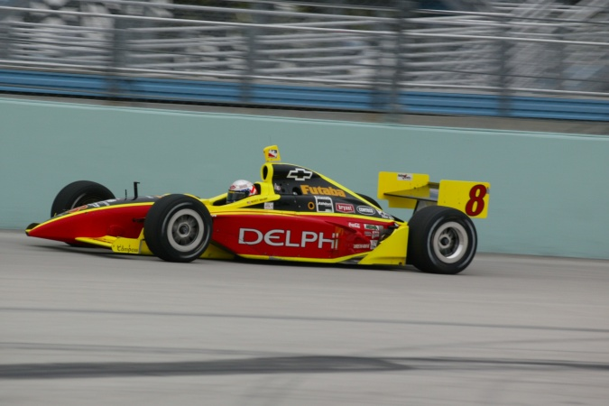 Bild: Scott Sharp - Kelley Racing - Dallara IR-02 - Chevrolet