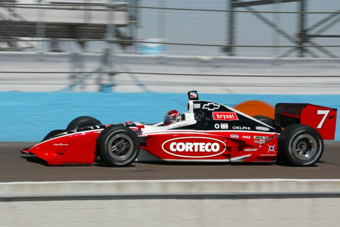 Bild: Al, jr. Unser - Kelley Racing - Dallara IR-02 - Chevrolet