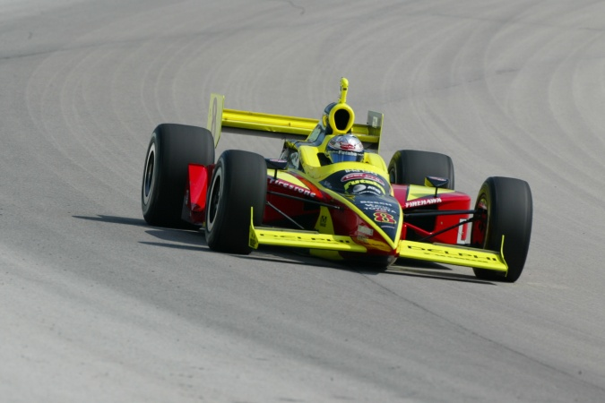 Bild: Scott Sharp - Kelley Racing - Dallara IR-03 - Toyota