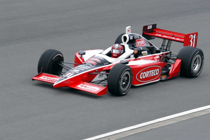 Bild: Al, jr. Unser - Kelley Racing - Dallara IR-03 - Toyota