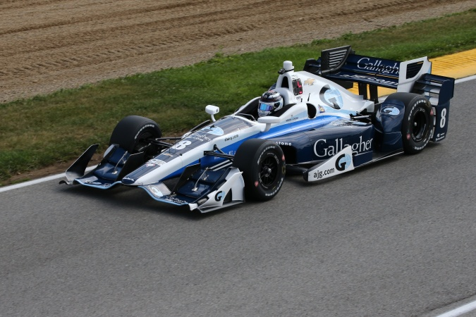 Bild: Matthew Brabham - KV Racing Technology - Dallara DW12 - Chevrolet