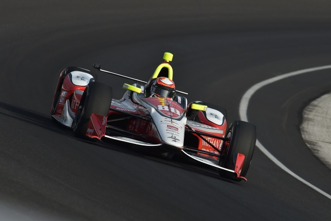 Bild: Bryan Clauson - KV Racing Technology - Dallara DW12 - Chevrolet