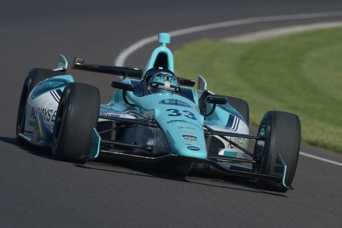 Bild: James Davison - KV Racing Technology - Dallara DW12 - Chevrolet