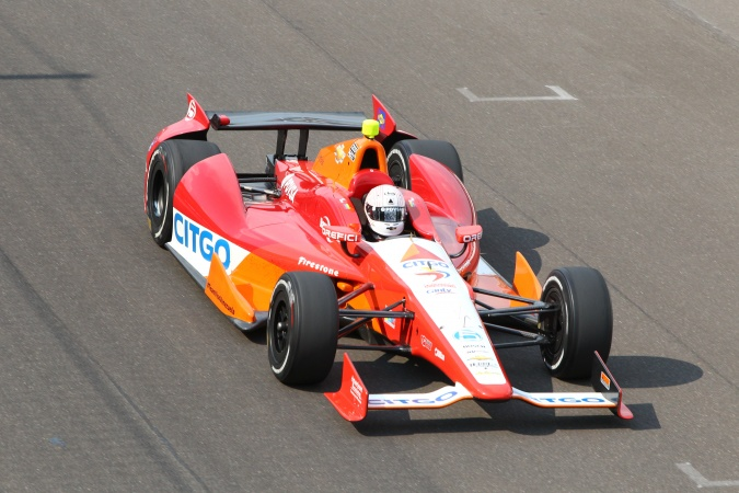 Bild: Ernesto Jose Viso - KV Racing Technology - Dallara DW12 - Chevrolet