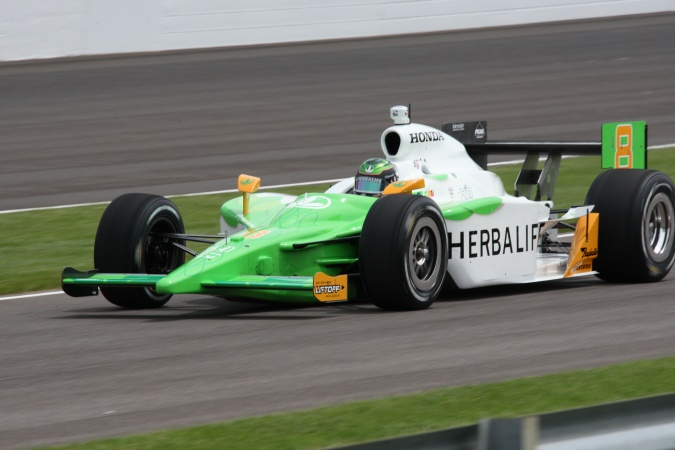 Bild: Townsend Bell - KV Racing Technology - Dallara IR-05 - Honda