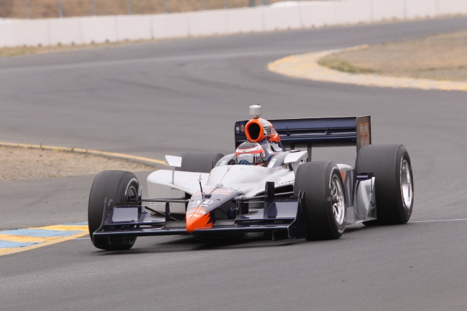 Bild: Mario Moraes - KV Racing Technology - Dallara IR-05 - Honda