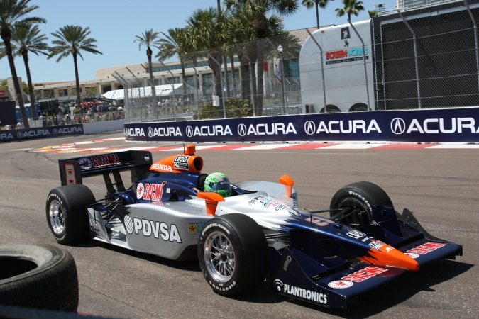 Bild: Ernesto Jose Viso - KV Racing Technology - Dallara IR-05 - Honda