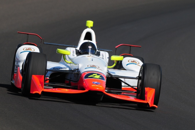 Bild: Buddy Lazier - Lazier Partners Racing - Dallara DW12 - Chevrolet