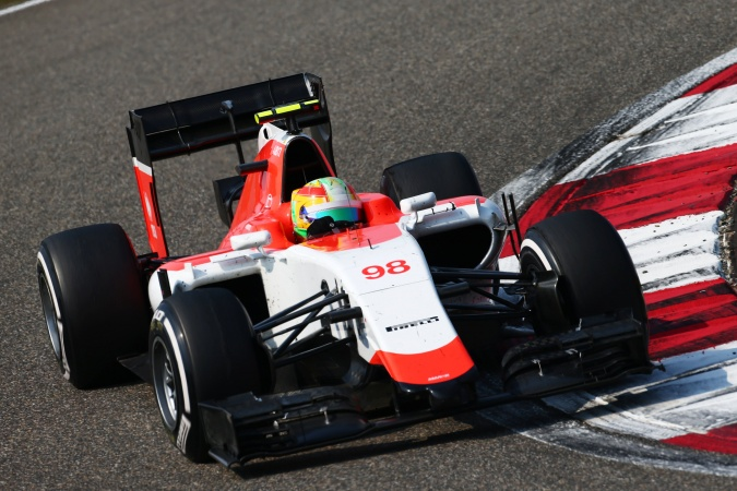 Bild: Roberto Merhi - Manor F1 Team - Marussia MR03 - Ferrari