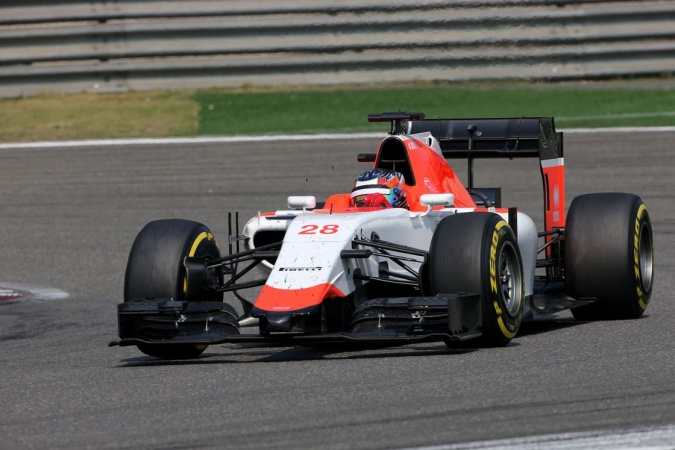 Bild: Will Stevens - Manor F1 Team - Marussia MR03 - Ferrari